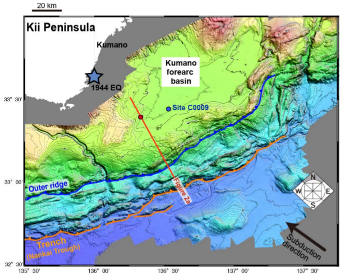 Open call for sample and data requests: IODP Exp 358 Riserless Contingency Sites