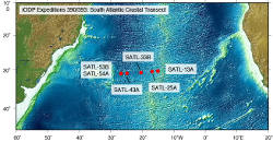 IODP Expedition 390 & 393: South Atlantic Transect 1 & 2