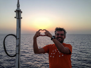 Sergio Andò al LAND-OCEAN INTERACTIONS ACROSS THE INDIAN OCEAN Workshop
