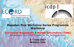 TIME Magellan Plus Workshop 5-7 Giugno 2017 Bologna